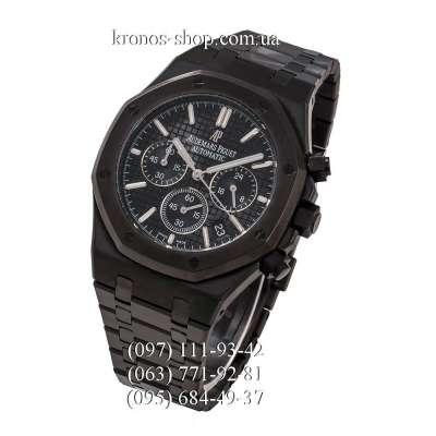 Audemars Piguet Royal Oak Chronograph Steel All Black