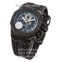 Audemars Piguet Royal Oak Offshore Survivor Chronograph All Black