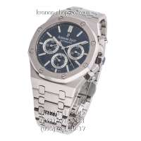 Audemars Piguet Royal Oak Automatic Silver/Blue