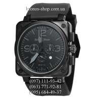 Bell & Ross Aviation BR Chronographe All Black