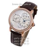 Bovet Amadeo 19Thirty Pave Brown/Gold/White