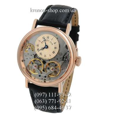 Breguet Tradition 3158 Black/Gold/Gold