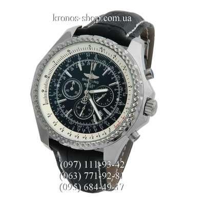 Breitling for Bentley Black/Silver/Black