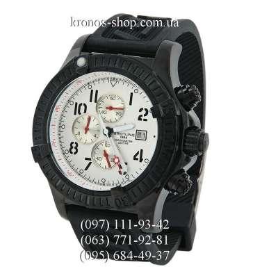Breitling Chronomat Avenger Black/White