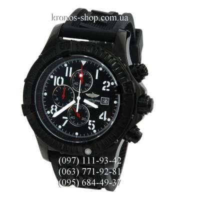 Breitling Chronomat Avenger All Black