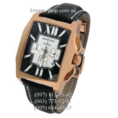 Breitling for Bentley Flying B Chronograph Black/Gold/Black