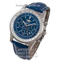 Breitling Navitimer 01 All Blue-Silver