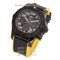 Breitling Chronomat Avenger Hurricane All Black-Yellow