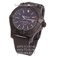 Breitling Chronomat Avenger Blackbird Volcano All Black