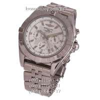 Breitling Chronomat Chronograph 47 All Silver