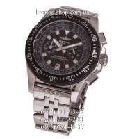 Breitling Skyracer Professional Silver/Black/Black