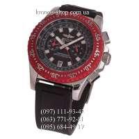 Breitling Skyracer Professional Rubber Black/Red/Black