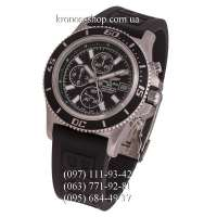 Breitling Superocean Chronograph II Rubber Black/Silver/Black