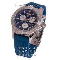 Breitling Chronomat Colt Chronograph Rubber Blue/Silver/Blue-White