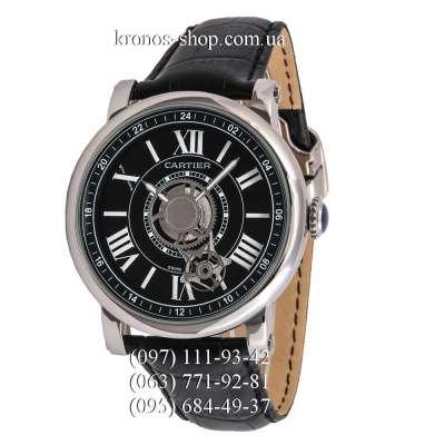 Cartier Rotonde de Cartier Astrotourbillon Black/Silver/Black