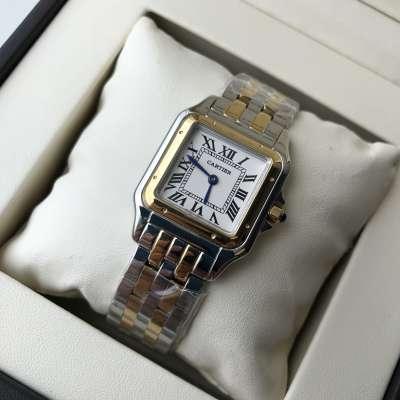 Cartier Panthere de Cartier Mini Silver/Gold/White