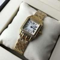 Cartier Panthere de Cartier Small Diamond Yellow Gold/White