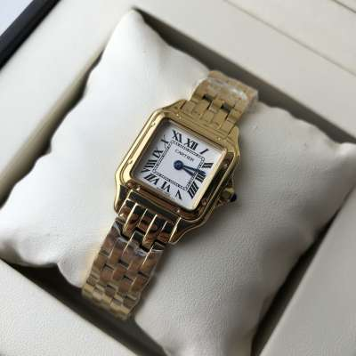 Cartier Panthere de Cartier Small Yellow Gold/White