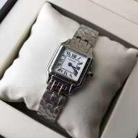 Cartier Panthere de Cartier Small Silver/White