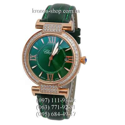 Chopard Imperiale Green Edition