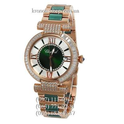 Chopard Imperiale Gold-Green Edition