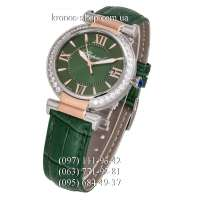 Chopard Imperiale Jade Green/Silver-Gold/Green