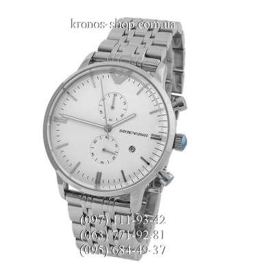 Emporio Armani AR0389 Silver/White