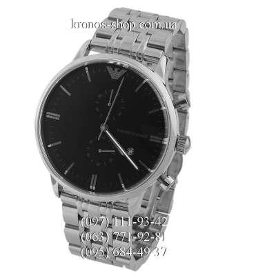 Emporio Armani AR0389 Silver/Black