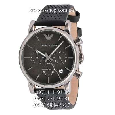 Emporio Armani AR1735 Chronograph Grey/Silver/Grey