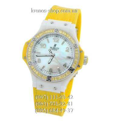 Hublot Big Bang Diamonds Yellow/White