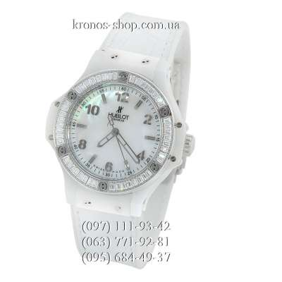 Hublot Big Bang Diamonds White Edition