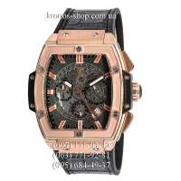 Hublot Spirit of Big Bang Black/Gold/Black