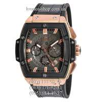 Hublot Spirit of Big Bang Black/Gold-Black/Black