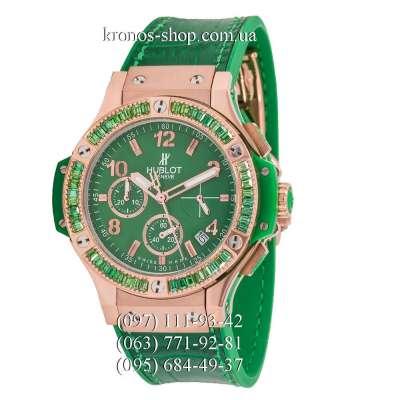 Hublot Big Bang Tutti Frutti Leather Green/Gold/Green