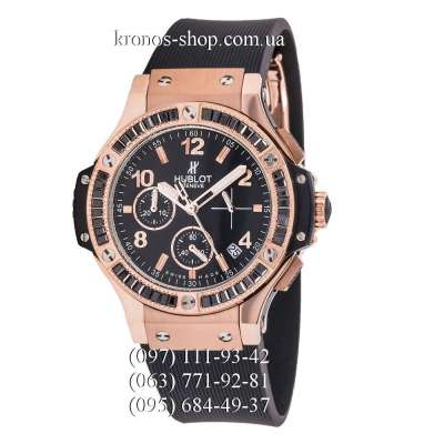 Hublot Big Bang Tutti Frutti Black/Gold/Black