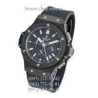 Hublot Big Bang Chronograph Blue Ceramic Black/Gold/Black