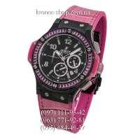 Hublot Big Bang Tutti Frutti Leather Ceramic Pink/Black/Black