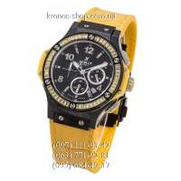 Hublot Big Bang Tutti Frutti Leather Ceramic Yellow/Black/Black