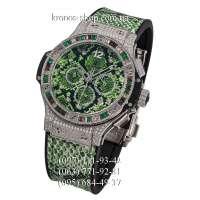 Hublot Big Bang Boa Bang Pave Green