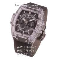 Hublot Spirit of Big Bang Plastic Black/Silver/Black