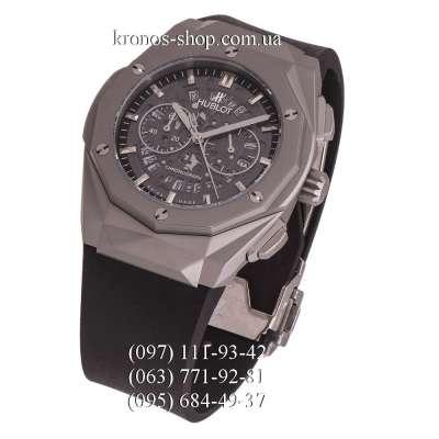 Hublot Classic Fusion Aerofusion Chronograph Orlinski Black/Gray