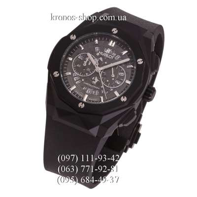 Hublot Classic Fusion Aerofusion Chronograph Orlinski All Black