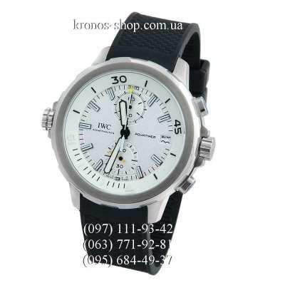 IWC Aquatimer Chronograph Edition Black/Silver/White