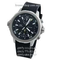 IWC Aquatimer Chronograph Edition Black/Silver/Black