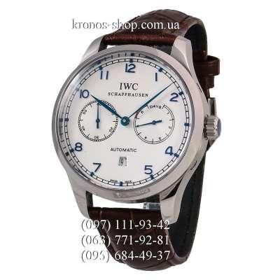 IWC Portuguese Automatic Brown/Silver/White