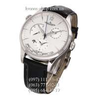 Jaeger-LeCoultre Master Control Master Geographic 1428421 Black/Silver/White
