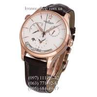 Jaeger-LeCoultre Master Control Master Geographic 1422521 Black/Gold/White