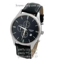 Longines Conquest Classic Chronograph Black/Silver/Black