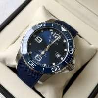 Longines Hydroconquest Silver/Blue