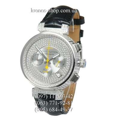 Louis Vuitton Tambour Chronometre Lady Black